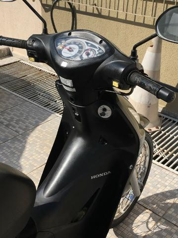 Vendo moto Honda Biz 125 ES - Ótimo estado - Foto 3