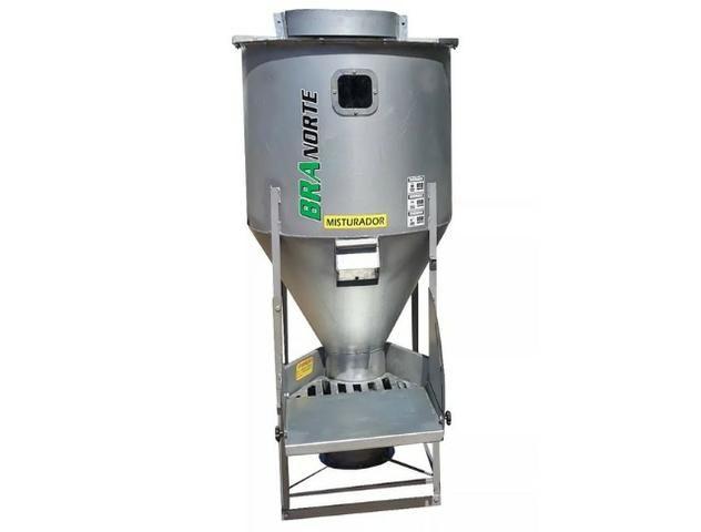 Misturador Vertical 300 litros