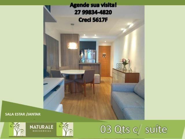 Apto 3 quartos em Morada de Laranjeiras - Foto 3