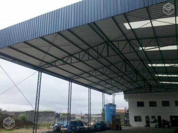 Estrutura Metálica, Galpão Industrial, Mezaninos etc - Foto 3