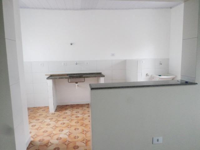 01 dormitório para locação no Parque São Vicente - São Vicente - Foto 6