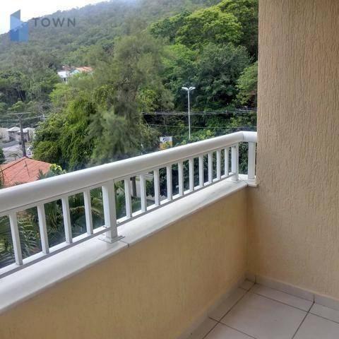 Apartamento com 2 dormitórios para alugar, 58 m² por R$ 1.200/mês - Piratininga - Niterói/ - Foto 4