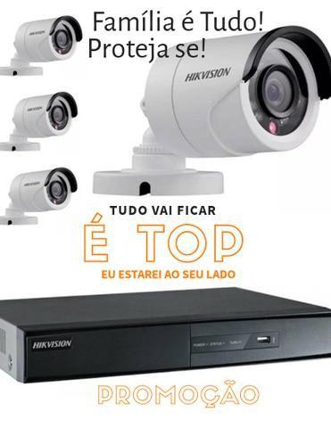 Cameras Segurança $420 Veja no Celular