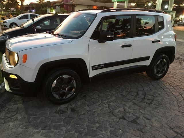 Jeep Renegade 2016 Vendo ou troco - Foto 4
