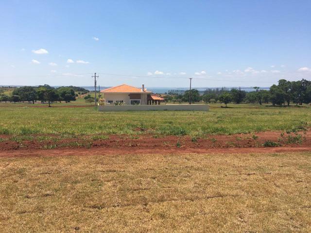 Lindo terreno em condominio rivieira de santa cristina IV em avaré - Foto 2