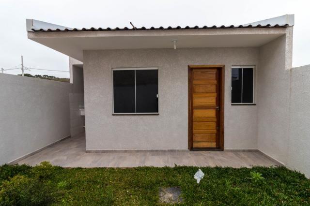 Casa à venda, 3 quartos, 1 vaga, gralha azul - fazenda rio grande/pr - Foto 4