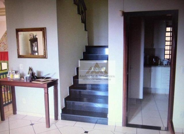 Sobrado com 4 dormitórios à venda, 249 m² por r$ 650.000 - jardim das acácias - cravinhos/ - Foto 9