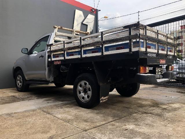 Toyota Hilux CS 2.5 turbo 4x4 Diesel -carroceria de madeira (valor para venda) - Foto 7