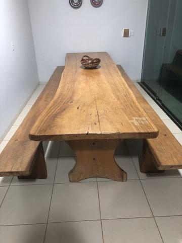 Mesa em Madeira - Foto 2
