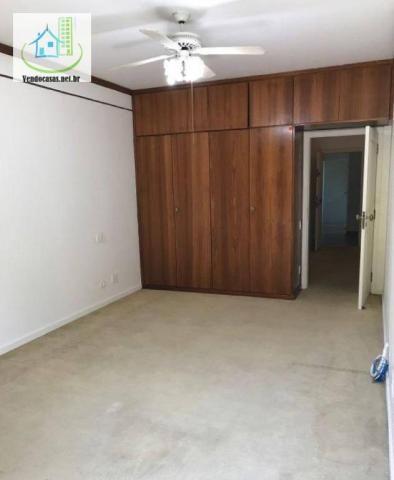 Apartamento com 5 dormitórios para alugar, 541 m² por r$ 23.000/mês - santo amaro - são pa - Foto 13