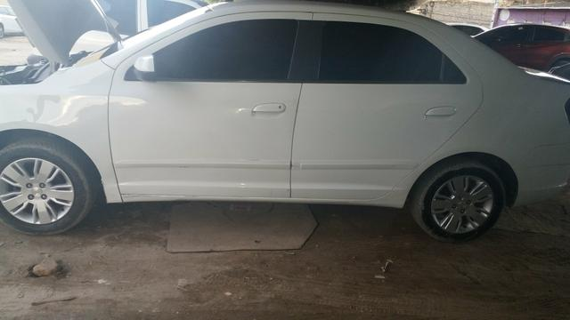 Cobalt 1.8 A GAS manual 2014 obs: só a venda/ no repasse do 13.mil e assume 32 x 674 - Foto 17