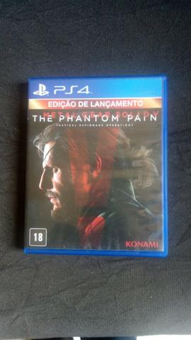 Metal Gear Solid The Phanton Pain PS4
