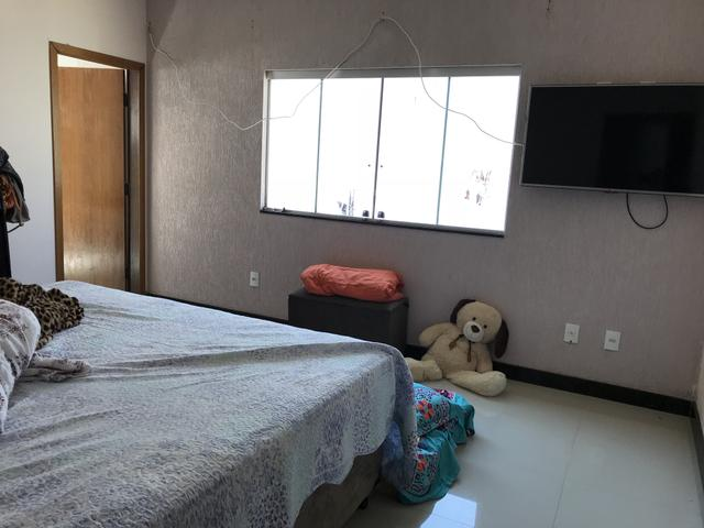 Jander Bons Negócios: Casa de 3 qts, suíte, porcelanato no Condomínio Vila Verde/ Sobr - Foto 16