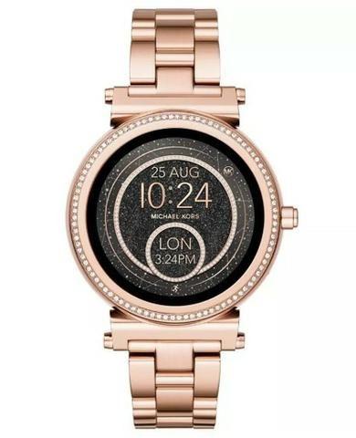 192c5a4d114 Relógio Sofie Smartwatch Michael Kors Original