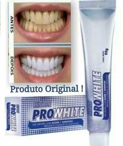 Gel Dental Clareador Dentes Mas Branco Beleza E Saude Brasilia