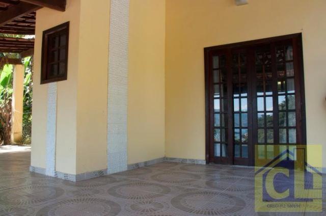 CL 01- Casa na Ilha de Itacuruçá Mangaratiba-RJ com fantástica vista para o mar - Foto 14