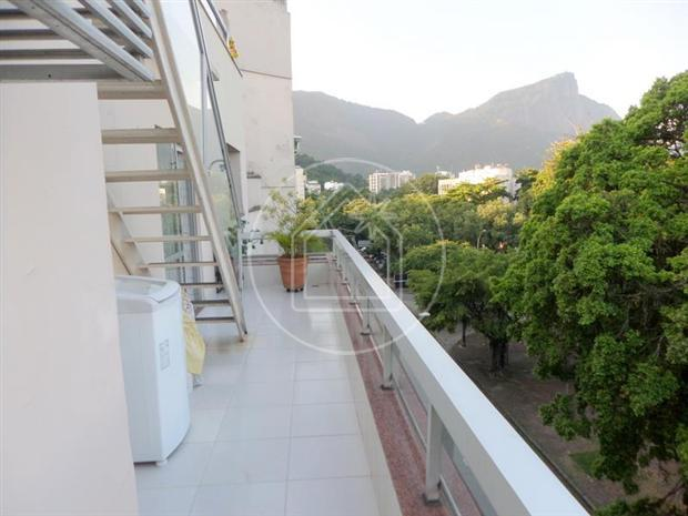 Apartamento à venda com 3 dormitórios em Gávea, Rio de janeiro cod:849493 - Foto 15
