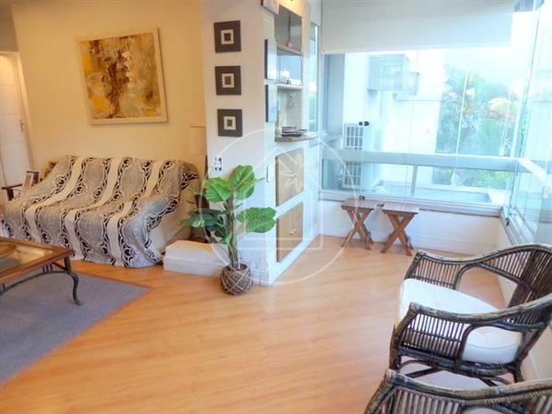 Apartamento à venda com 3 dormitórios em Gávea, Rio de janeiro cod:849493 - Foto 3