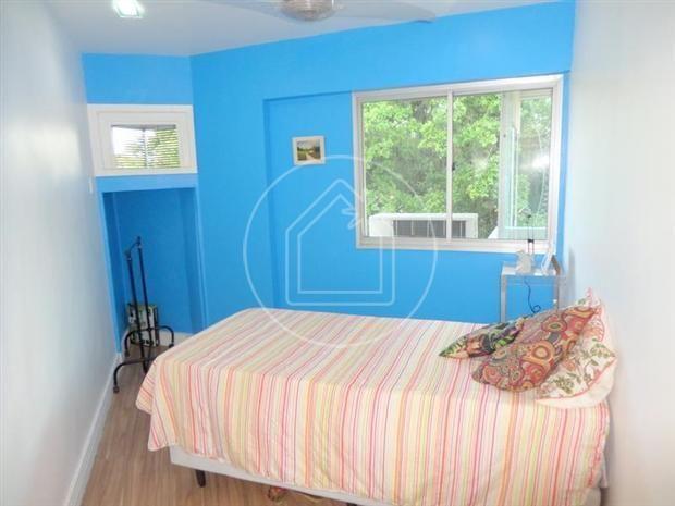 Apartamento à venda com 3 dormitórios em Gávea, Rio de janeiro cod:849493 - Foto 10