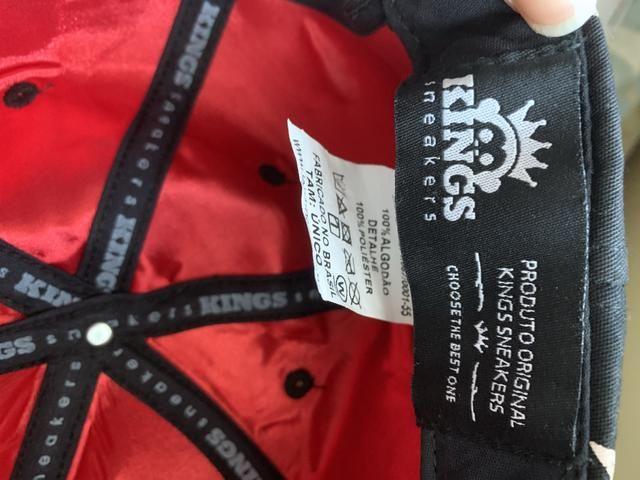 cf7a0b8f47 Boné kings sneakers prm - stars - Bijouterias, relógios e acessórios ...