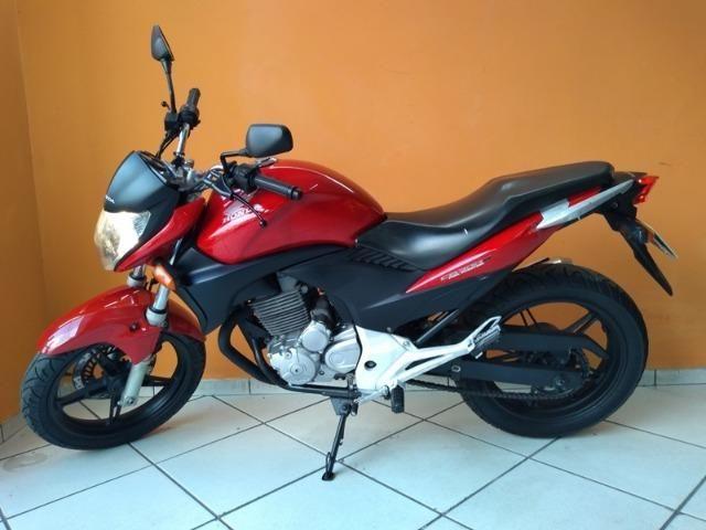 Honda CB 300 R 2011 Vermelha - Foto 3