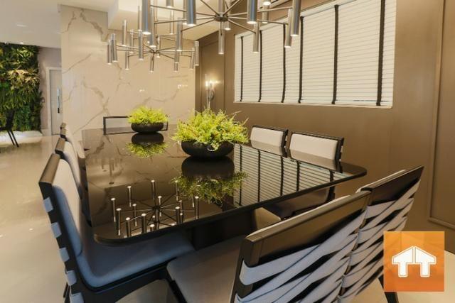 Apartamento Quadra Mar com 04 suítes - Mobiliado e decorado - Meia praia Itapema SC - Foto 19