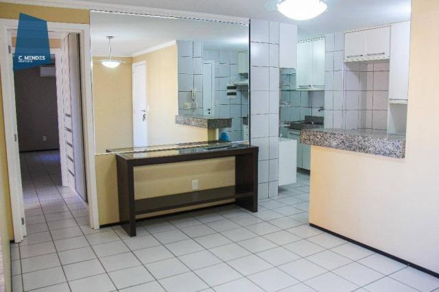 Apartamento 86 m², 3 quartos 2 suites 2 vagas, Parque del Sol, La Galateia, Parque Iracema - Foto 5