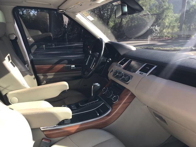 Range Rover Sport SE 3.0 turbodiesel v6 automática com teto solar ano 2011 - Foto 13