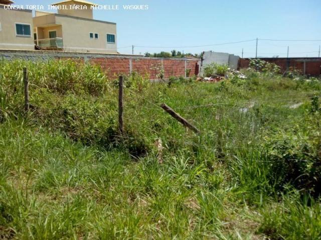 Terreno para venda em rio das ostras, verdes mares - Foto 2