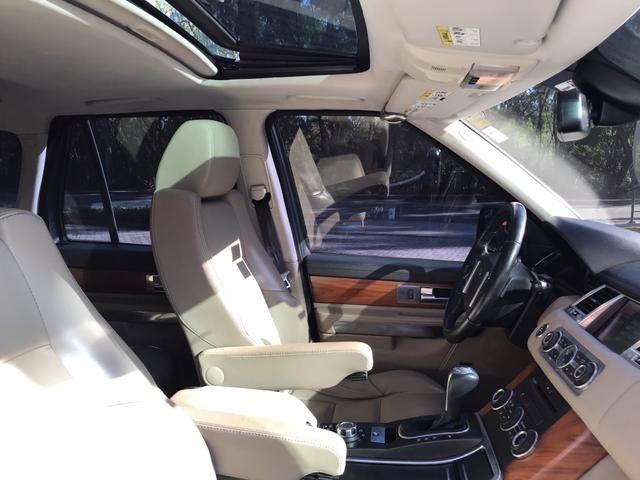Range Rover Sport SE 3.0 turbodiesel v6 automática com teto solar ano 2011 - Foto 14
