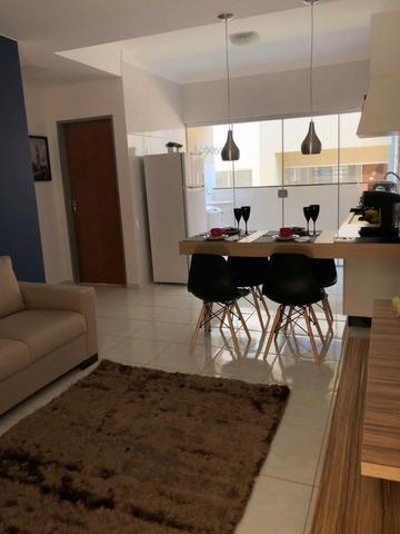 Quer sair do aluguel?? Aptos com 2 Qtos c/ área de lazer pronto p/morar em Valparaíso GO - Foto 19