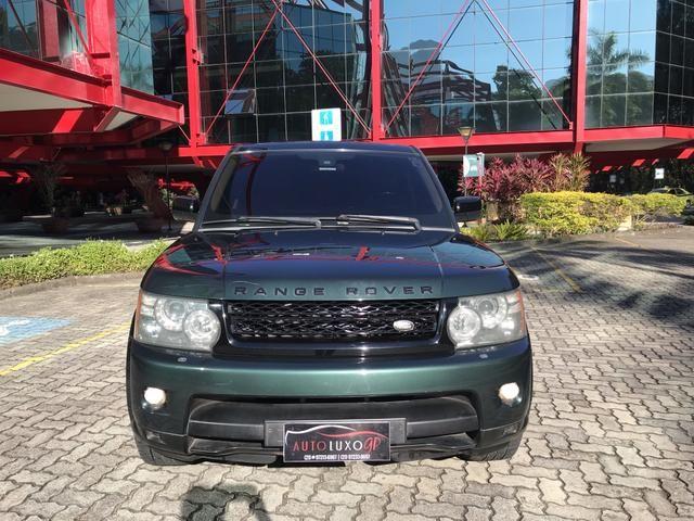 Range Rover Sport SE 3.0 turbodiesel v6 automática com teto solar ano 2011 - Foto 3