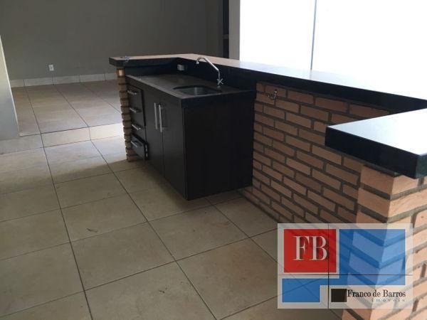Casa  com 3 quartos - Bairro Setor Residencial Granville I em Rondonópolis - Foto 2