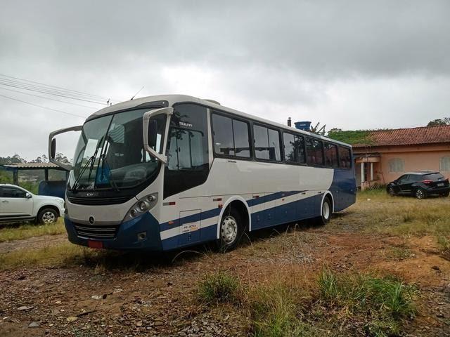 Ônibus Mb 1722 Caio Solar 2012 - Foto 4