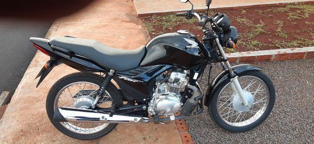 Vende-se moto fan/ks/125cc/2011