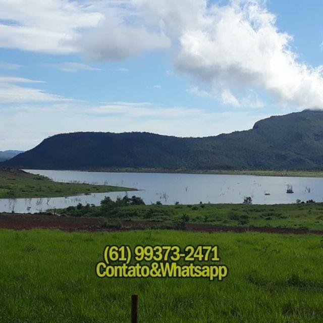 Lotes na Famosa Serra Negra, no Lago Serra da Mesa - Foto 4