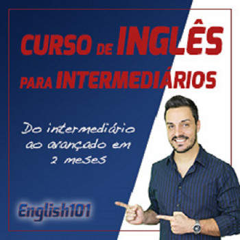 Curso de inglês para intermediários