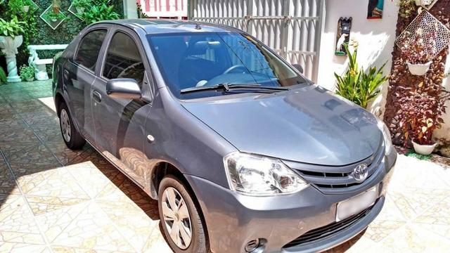 Toyota Etios 1.5 Sedan 2013 Flex Conservado IPVA e Licenciamento 2020 Pagos - Foto 4