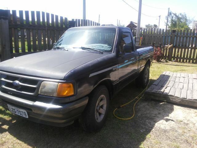 Ranger ,1997, motor 2.3