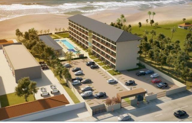 CB-Beira mar flat 1qts WC sala varanda R$ 199.000,00