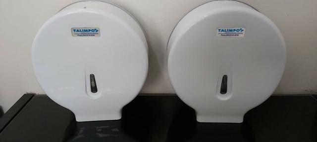Suporte para papel higienico 300 - 800 mts - Foto 2