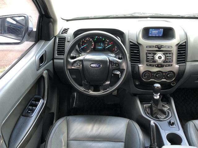 Ranger Xls 2.2 Diesel 4x4 2015 VENDIDA - Foto 13