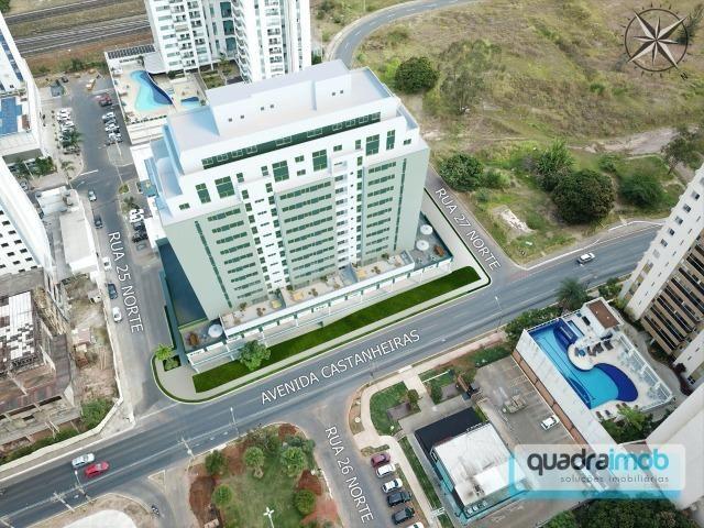 Apartamento 03 Quartos Canto c/ Suíte - 02 Vagas - Melhor Custo x Benefício - Águas Claras - Foto 14