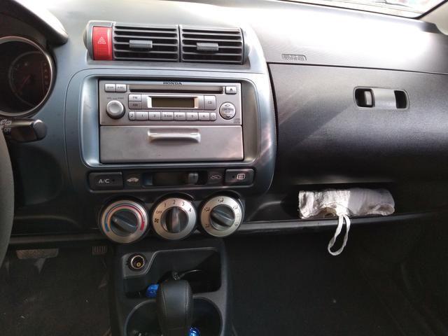 Honda fit 1.4 lxl autom. 2008 - Foto 3