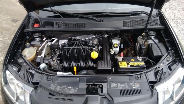 Renault Logan Expression 1.0 2014 Completo!!! - Foto 12