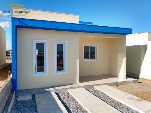 Casa financiada pela caixa - 2 ou 3 quartos próximo do centro - Ligue agora e conheça!