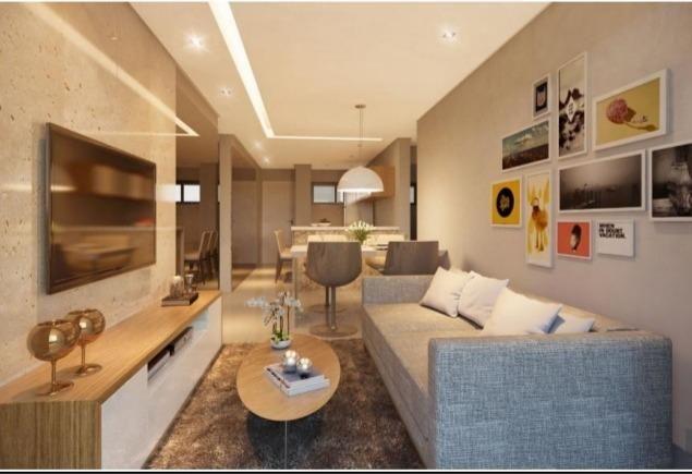 CB-Beira mar flat 1qts WC sala varanda R$ 199.000,00 - Foto 7