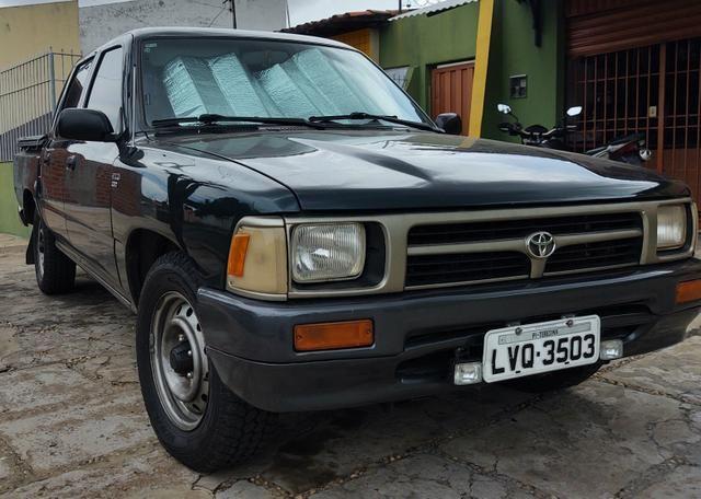 Toyota Hilux Impecável - Foto 2