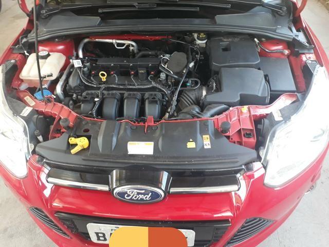 Ford Focus Titanium 2.0 auto 14/15 Abaixo da fipe (novinho) - Foto 16