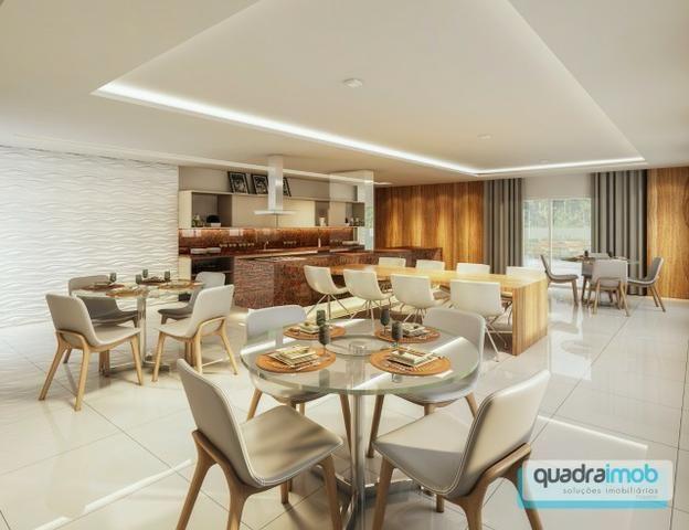 Apartamento 03 Quartos Canto c/ Suíte - 02 Vagas - Melhor Custo x Benefício - Águas Claras